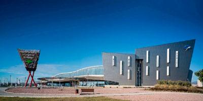 Vista general de FYCMA - Palacio de Ferias y Congresos de Málaga