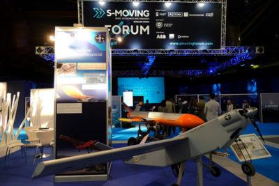 Dron del Instituto Nacional de Técnica Aeroespacial