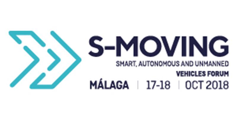 Logo S-Moving Smart, Autonomous and Unmanned Vehicles Forum