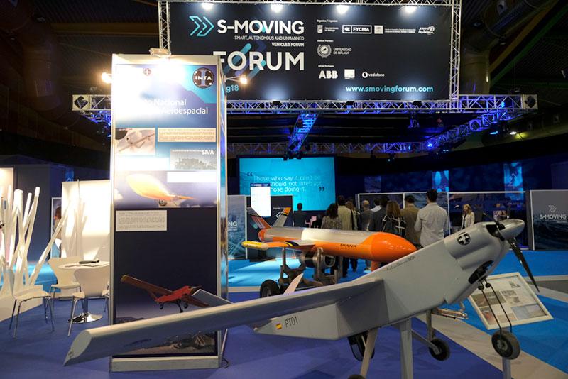 drones en S-moving 2018