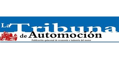 Logo La Tribuna de Automoción