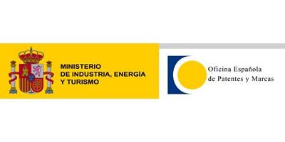 Logo Oficina Española de Patentes y Marcas