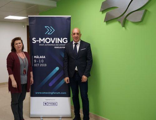 El Clúster Marítimo Marino de Andalucía, colaborador de S-MOVING