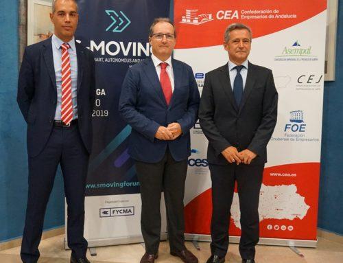 S-MOVING invita a las empresas andaluzas a consolidar un ecosistema innovador