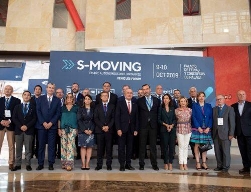 El sector de la movilidad aúna esfuerzos desde hoy en S-MOVING